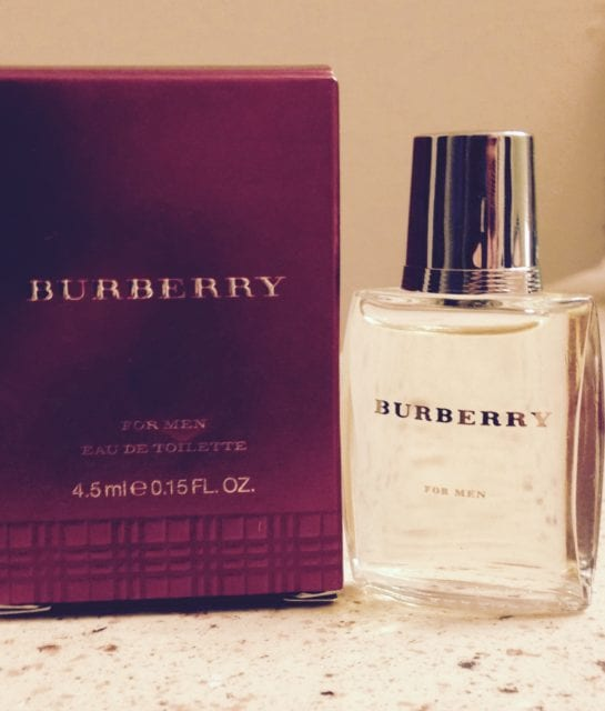 Image gallery most popular burberry cologne for Best smelling home fragrances