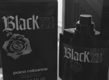 black xs paco rabanne review
