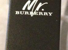 mr. burberry cologne